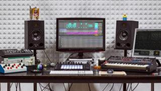 Ableton Liveを使った、スタジオ&ライブ用の同期設定