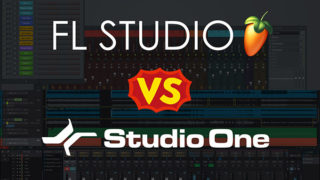 DAWで音は変わるのか検証。FL Studio vs Studio One 【ミックス比較】