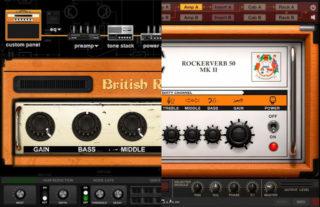BIAS AMP と Amplitube の比較をした所感