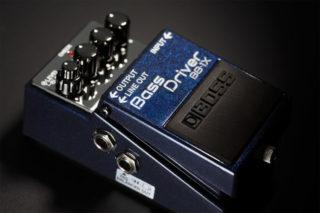 【ベースプリアンプ】BOSS BB-1X Bass Driver レビュー