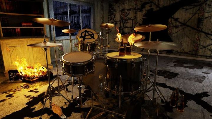 【復活】スケートパンク風ドラム音源、Anarchy Drums