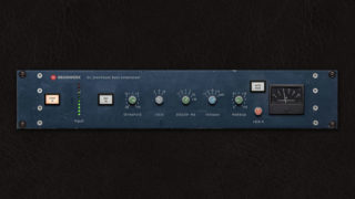 【Plugin Alliance】bx_townhouse Buss Compressor レビュー【SSLバスコンプ】