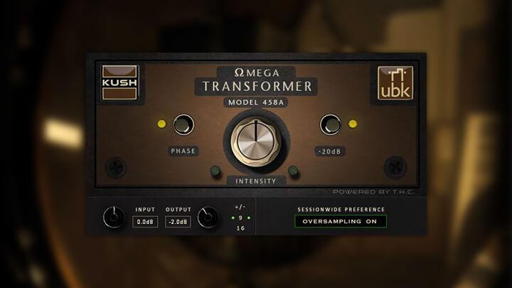 Kush Audio Omega 458a レビュー【音が良くなるプラグイン】