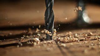 【ストラップピン】木材のネジ穴側の修復方法【ギター・ベース】