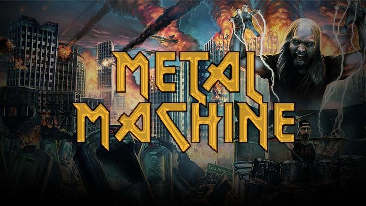 metal machine ezx review