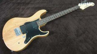 YAMAHA PACIFICA 120H レビュー【ヤマハのコスパギター】【メタルOK】