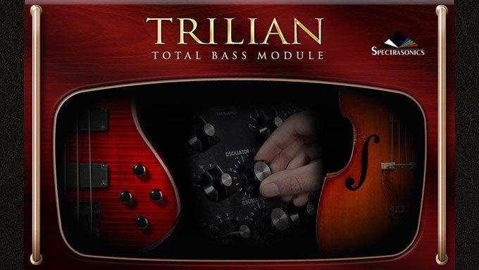 【Spectrasonics】Trilian の凄いところを語る【レビュー】