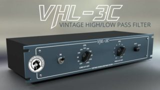 【フリーVST】Black Rooster Audio VHL-3C が超使える