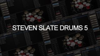 【SSD5.5】Steven Slate Drums 5.5 レビュー【ドラム音源】