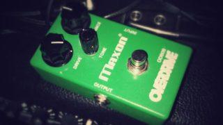 「TSブースター」でハイゲインなギターの質を上げる方法