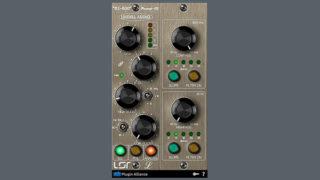 Lindell Audio 6X-500 レビュー【Plugin Alliance】【プリアンププラグイン】
