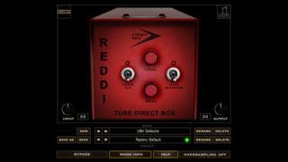 【音が良くなるDI】Kush Audio REDDI レビュー
