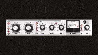 【Black Rooster Audio】VLA-FET レビュー【1176系コンプ】