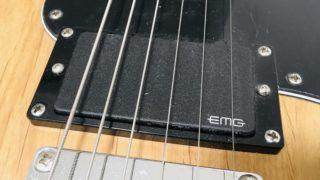 EMG 81って最高じゃん?【レビュー】【ハイゲイン大定番】
