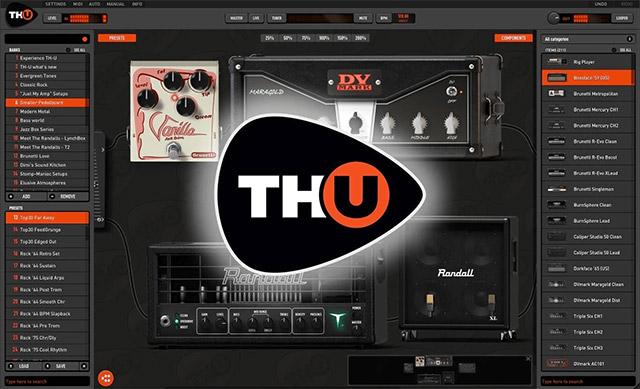 Overloud TH-Uのイメージ