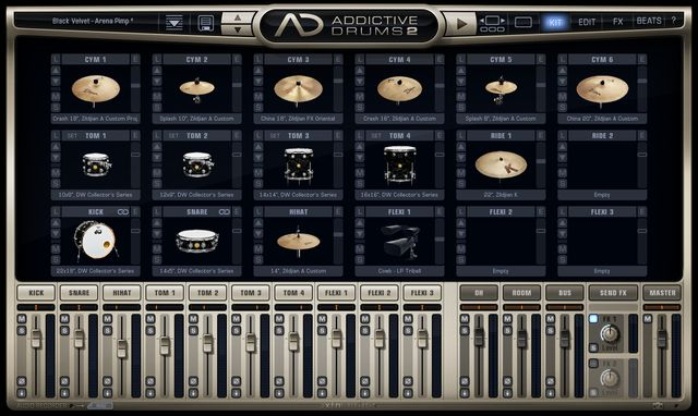 Addictive Drumsの画面2