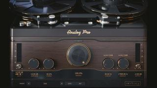 【アナログ感マルチエフェクター】Analog Pro (Initial Audio) レビュー