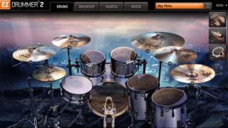 EZX Rock Solid はモダンラウドにも相性良し【EZ Drummer】【Toontrack】