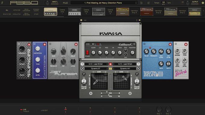【Kuassa】Amplifikation 360 を使ってみた【Kuassa製品統合モジュール】