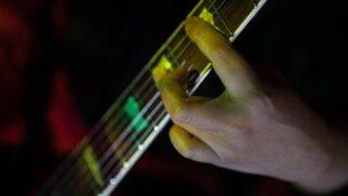 【ギター】ドロップチューニングで鳴らせるコード7選