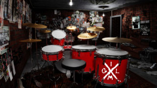 【Ugritone】RIOT Drums レビュー【ハードコア系ドラム音源】