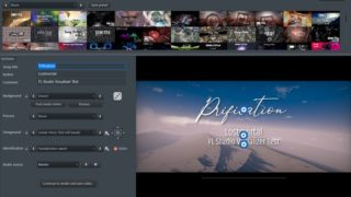 FL Studio 20.7 のミュージックビデオ作成機能が良い感じ【ZGameEditor Visualizer】