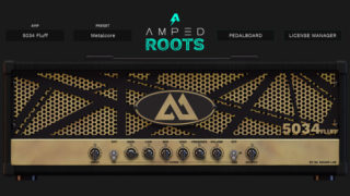 【ML Sound Lab】Amped Roots Free レビュー【EVH5150】