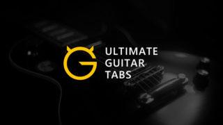 Ultimate Guitar Tabs の使い方。大量の TAB 譜が入手できる神サービス