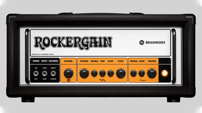 【優勝】bx_rockergain100 レビュー【Plugin Alliance】【Orange】