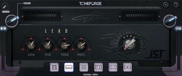 Toneforge Jason RichardsonのLeadアンプ