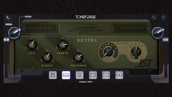 【JST】Toneforge Jason Richardson レビュー【デスコア】