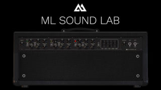 【ML Sound Lab】Amped ML5 レビュー【Mark V】