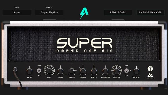 ML Sound Lab - Amped シリーズ各種