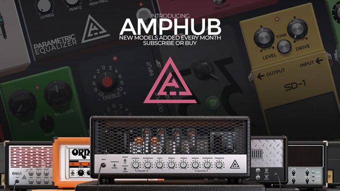 【また新作!?】STL AmpHub レビュー【総合型アンプシミュレーター】
