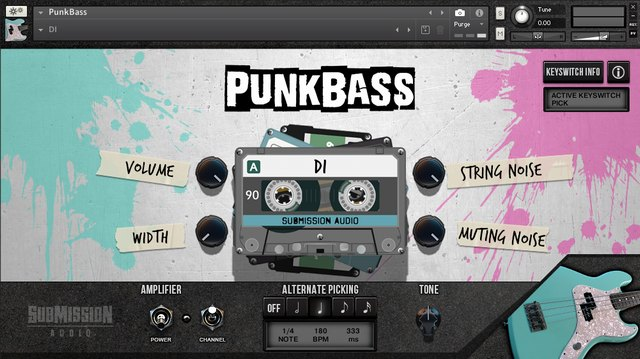 PunkBass DI