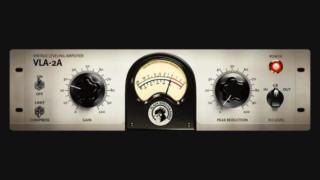 【Black Rooster Audio】VLA-2A レビュー【オプトコンプ】